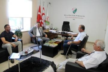 İDRİS KTFF-KOP TOPLANTISINA DESTEK VERDİKLERİNİ AÇIKLADI
