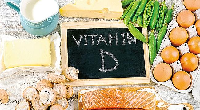 Ağrıların en önemli nedeni D vitamini eksikliği