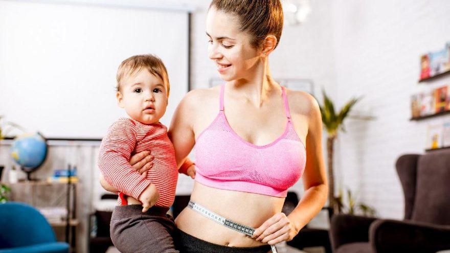 Doğum sonrası sıkı diyetlerden uzak durun!
