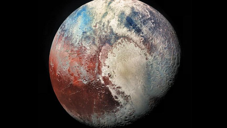 NASA Başkanı Plüton'a sahip çıktı!