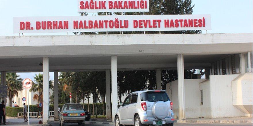 DEVLET HASTANESİNDE SU DEPOLARINDA GENEL TEMİZLİK