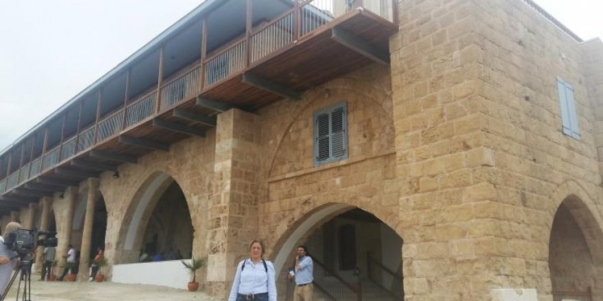 Apostolos Andreas Manastırı'nın restorasyon çalışmalarının ikinci ve üçüncü aşaması en kısa sürede başlayacak