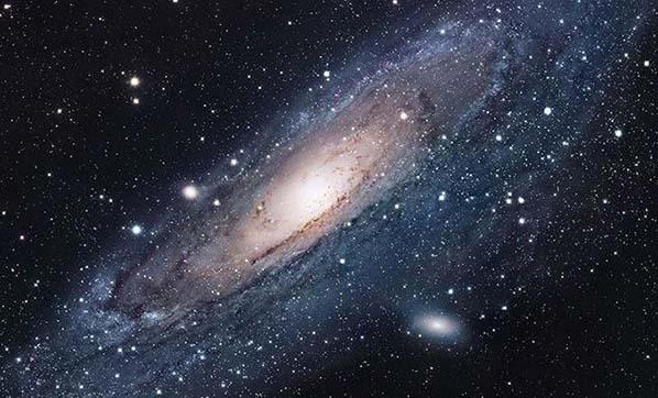 Evrenle ilgili çarpıcı açıklama: Sanıldığından çok daha fazla