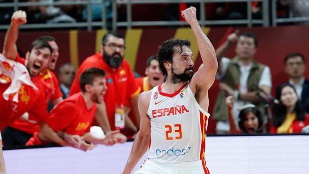 İlk finalist İspanya: 95 - 88