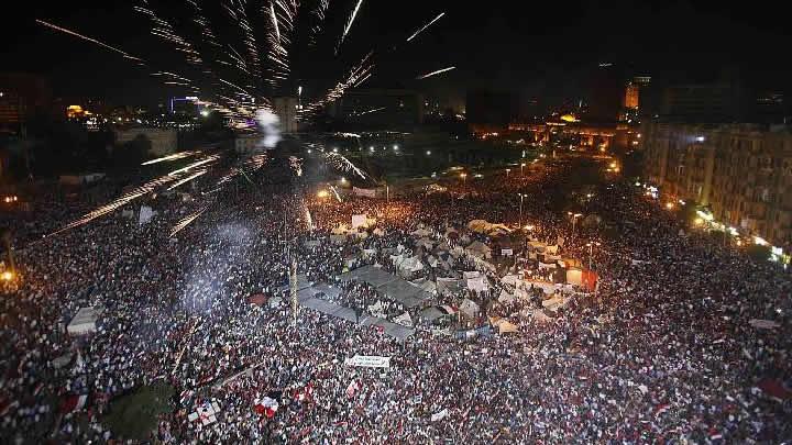 MISIR'DA DURUM PARLAK DEĞİL