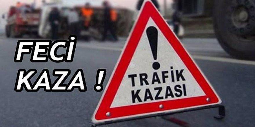 ÖLÜMLÜ TRAFİK KAZASI!