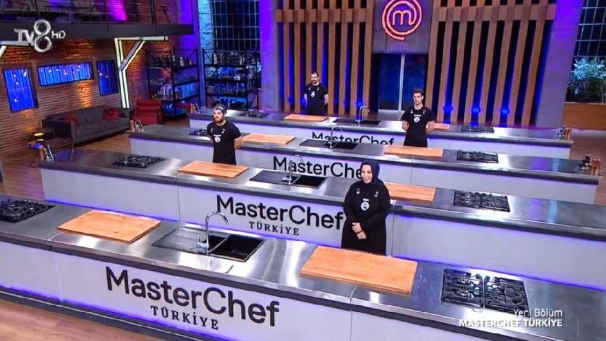 MasterChef son bölümde eleme adaylarından hangisi elendi?