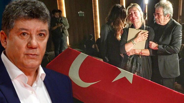 Tarık Ünlüoğlu'nun cenazesinde büyük ayıp!