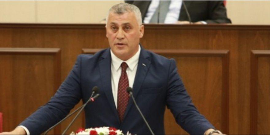 """""""YOLLAR İÇİN YEREL KAYNAKLARDAN 40 MİLYON TL YATIRILDI"""""""