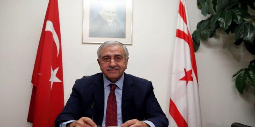 Cumhurbaşkanı Akıncı'dan  Barış Pınarı açıklaması: Akan su değil kandır