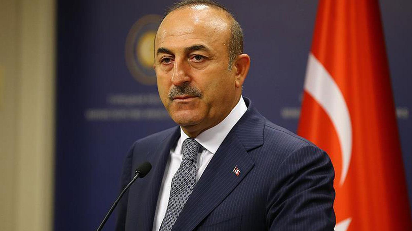 Çavuşoğlu'ndan Skandal Karara Sert Tepki!