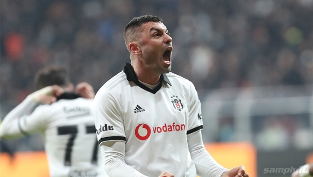 Beşiktaş'ta 'Kral' sevinç!