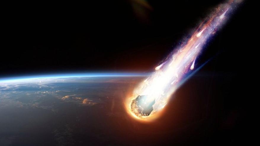 NASA duyurdu! 5 asteroit Dünya'ya doğru geliyor…