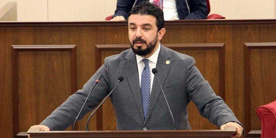 """ZAROĞLU'NDAN BAKAN BAYBARS'A """"HODRİ MEYDAN"""""""