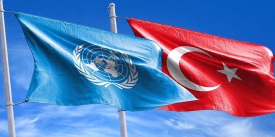 RUMLAR TÜRKİYE'Yİ BM'YE ŞİKAYET ETTİ!