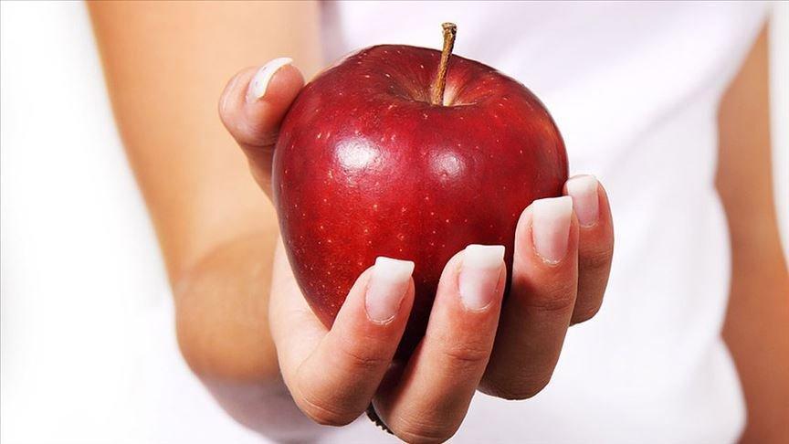 'Yoğurdu elma ile tüketin'