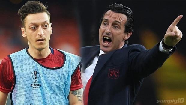 Futbol gündemine bomba gibi düştü! Mesut'un takımında..