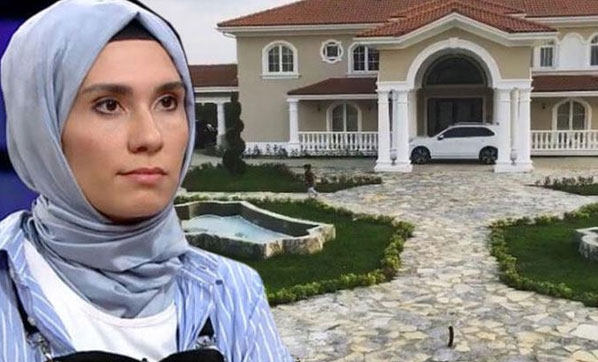 MasterChef Güzide'nin evi sosyal medyada olay oldu