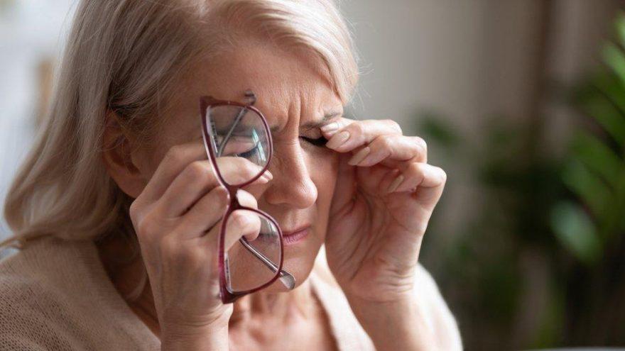 Göz kapağı sarkması için doğal çözümler...
