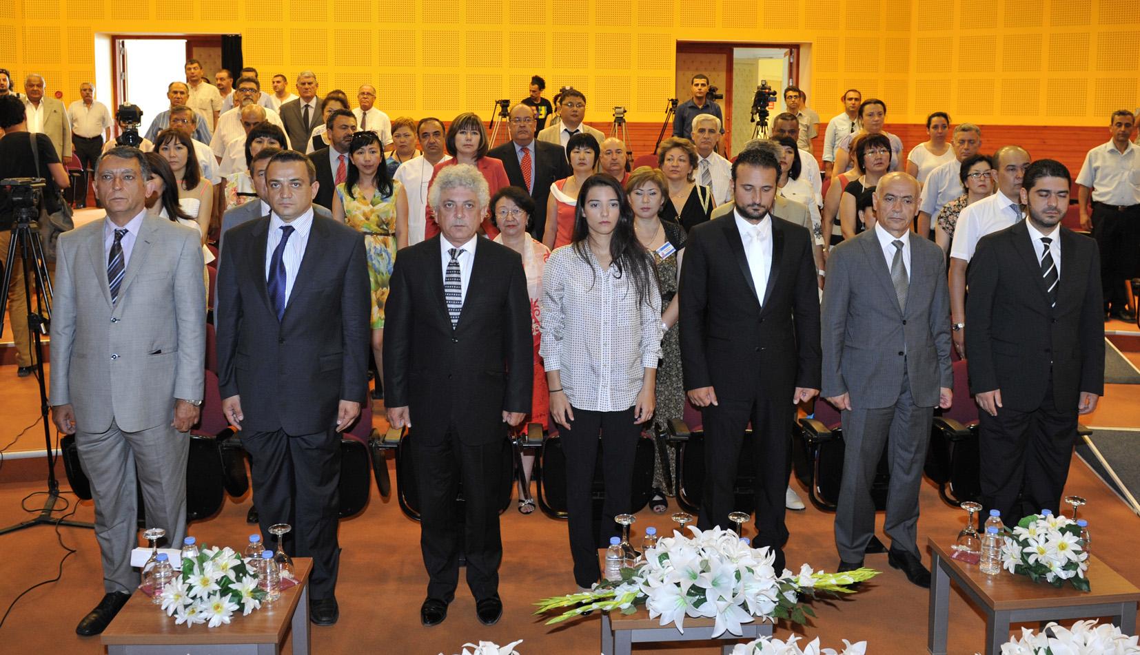 YDÜ, KAZAKİSTAN'DA BULUNAN 16 ÜNİVERSİTEYLE İŞBİRLİĞİ PROTOKOLÜ İMZALADI