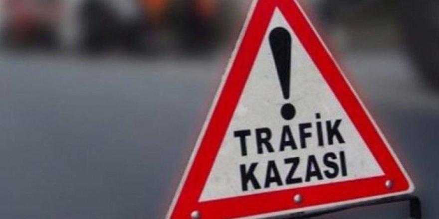 ŞİDDETLİ YAĞMUR KAZAYA NEDEN OLDU!