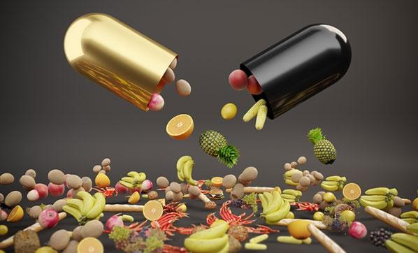 Vitamin ve mineral deposu arı poleni