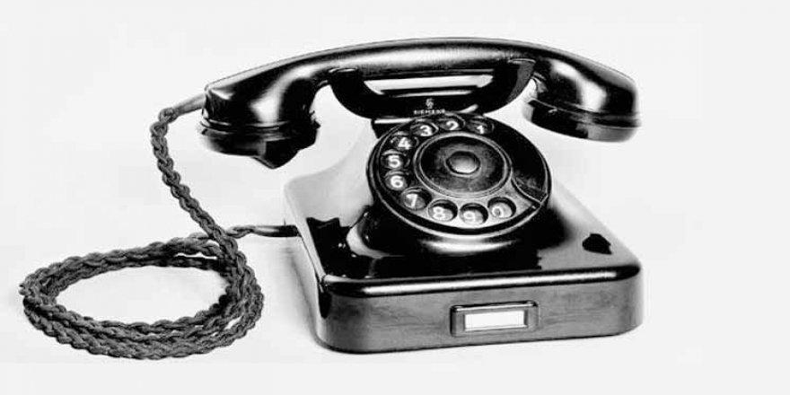 O BÖLGEDE TELEFON HATLARINDA ARIZA!