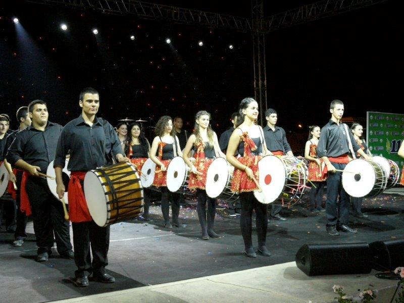 11 MEŞALE FESTİVALİ BAŞLADI