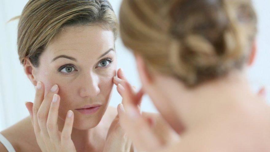 35 yaşına gelmeden önce cildinizde kırışıklıkları fark ederseniz...