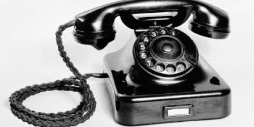 DİKKAT TELEFON KESİNTİSİ OLACAK!