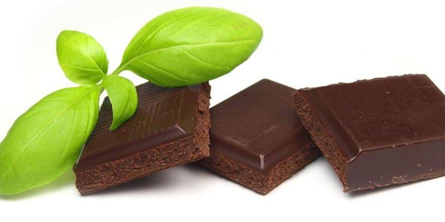 'Erkeklere fesleğen, kadınlara bitter çikolata'