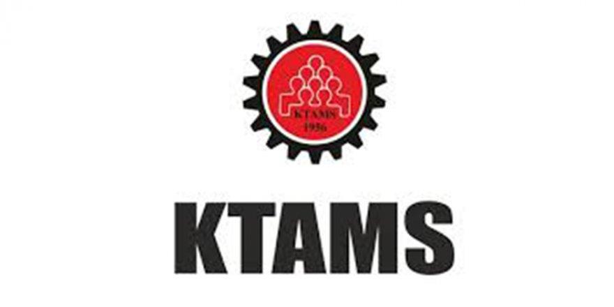 KTAMS eylem başlattı