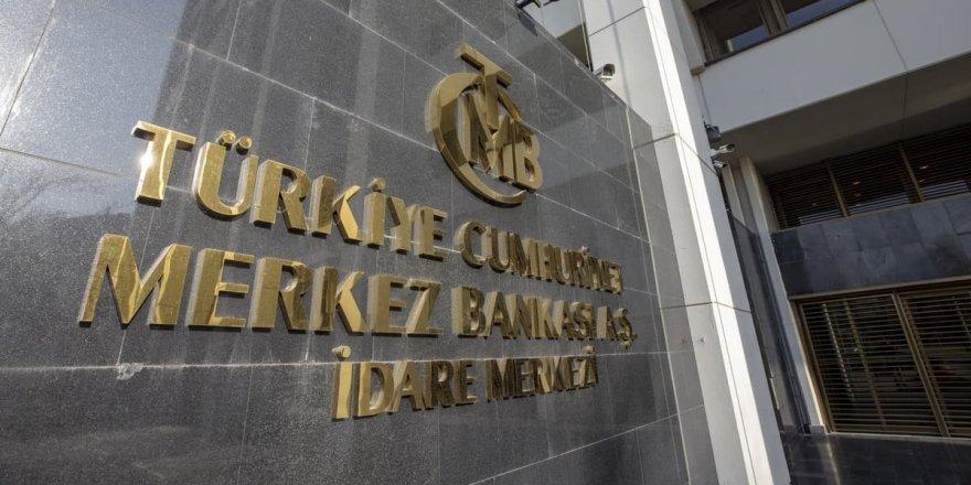 Türkiye Merkez Bankası, politika faizini yüzde 10,75'e indirdi