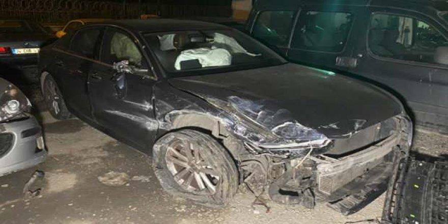 Oyuncu Ahmet Kural kaza yaptı!