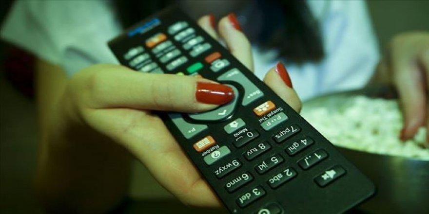 'Televizyon karşısında miskinlik' tehlike arz ediyor