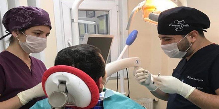 'Diş çürüğü tedavi edilmez ise kist oluşabilir'