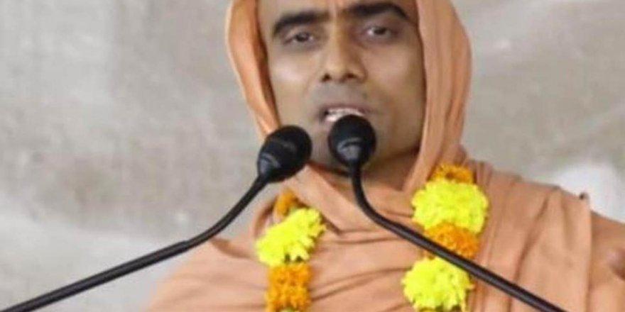 Hindu dini liderden tepki çeken açıklama: