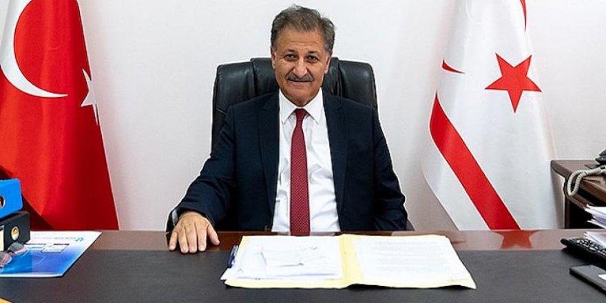 """Sağlık Bakanı Pilli: """"Tedbir amaçlı Lefkoşa Hastanesi de karantinaya alındı"""""""