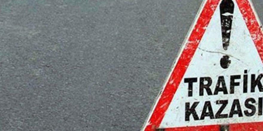 Bir haftada 71 trafik kazası meydana geldi