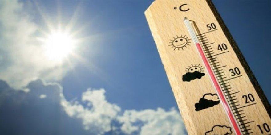Hava sıcaklıkları yükseliyor!