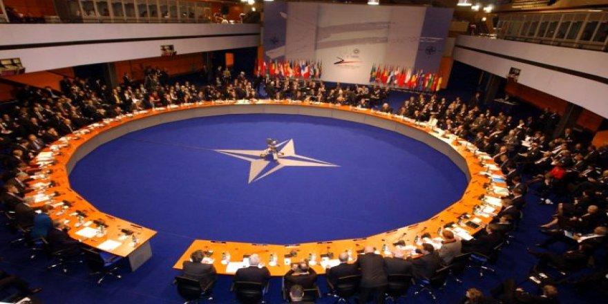 NATO olağanüstü Suriye toplantısı sona erdi