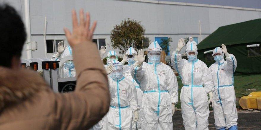 Corona'da ölü sayısı 3 bini aştı! Virüsün merkezinde dikkat çeken görüntü