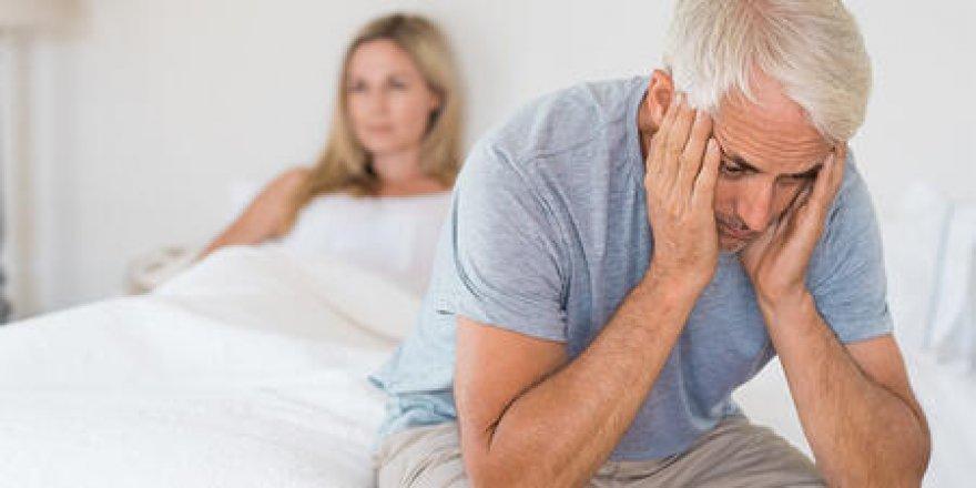 Prostat cinsel hayatı etkiliyor