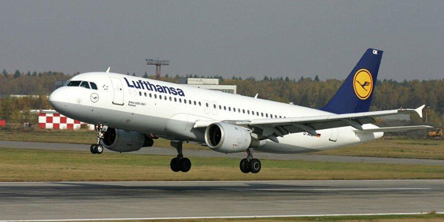 Lufthansa, koronavirüs nedeniyle 150 uçağını yere çekiyor