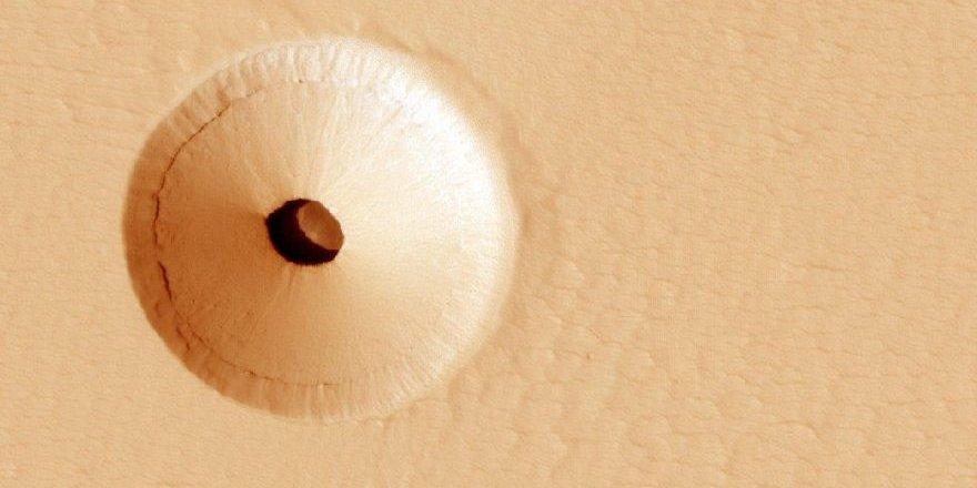 NASA'nın paylaştığı kare tartışma yarattı: Yaşam bulundu mu?