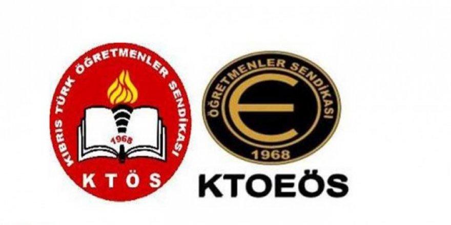 KTÖS ile KTOEÖS: Öğretmenler mağdur edildi