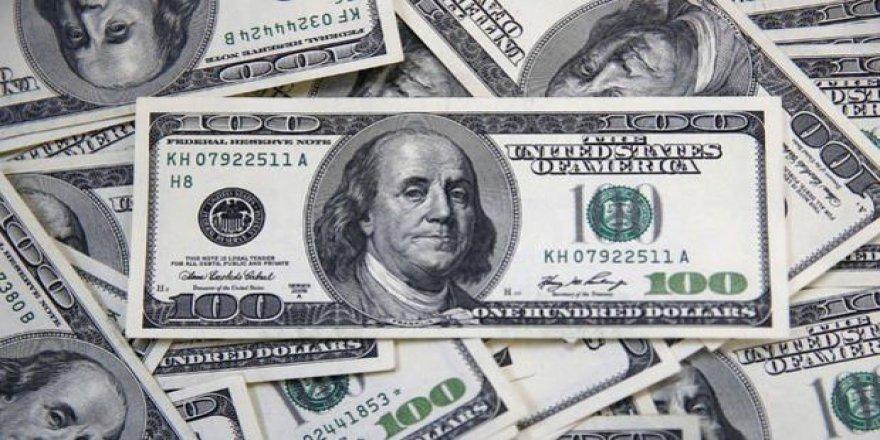 """Dolar """"Fed'in sürpriz faiz indirimi"""" sonrasında geriledi"""