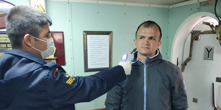 Güvenlik Kuvvetleri Komutanlığı: Tüm personel sağlık taramasından geçirildi