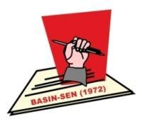 BASIN-SEN'DEN TAK YÖNETİM KURULU BAŞKANI ERSOY'A ELEŞTİRİ