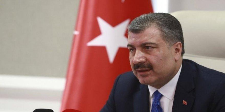 Türkiye'de can kaybı 168 oldu, toplam vaka sayısı 10 bin 827'ye yükseldi